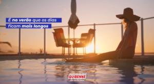Vídeo sobre a campanha de verão da Quibenne