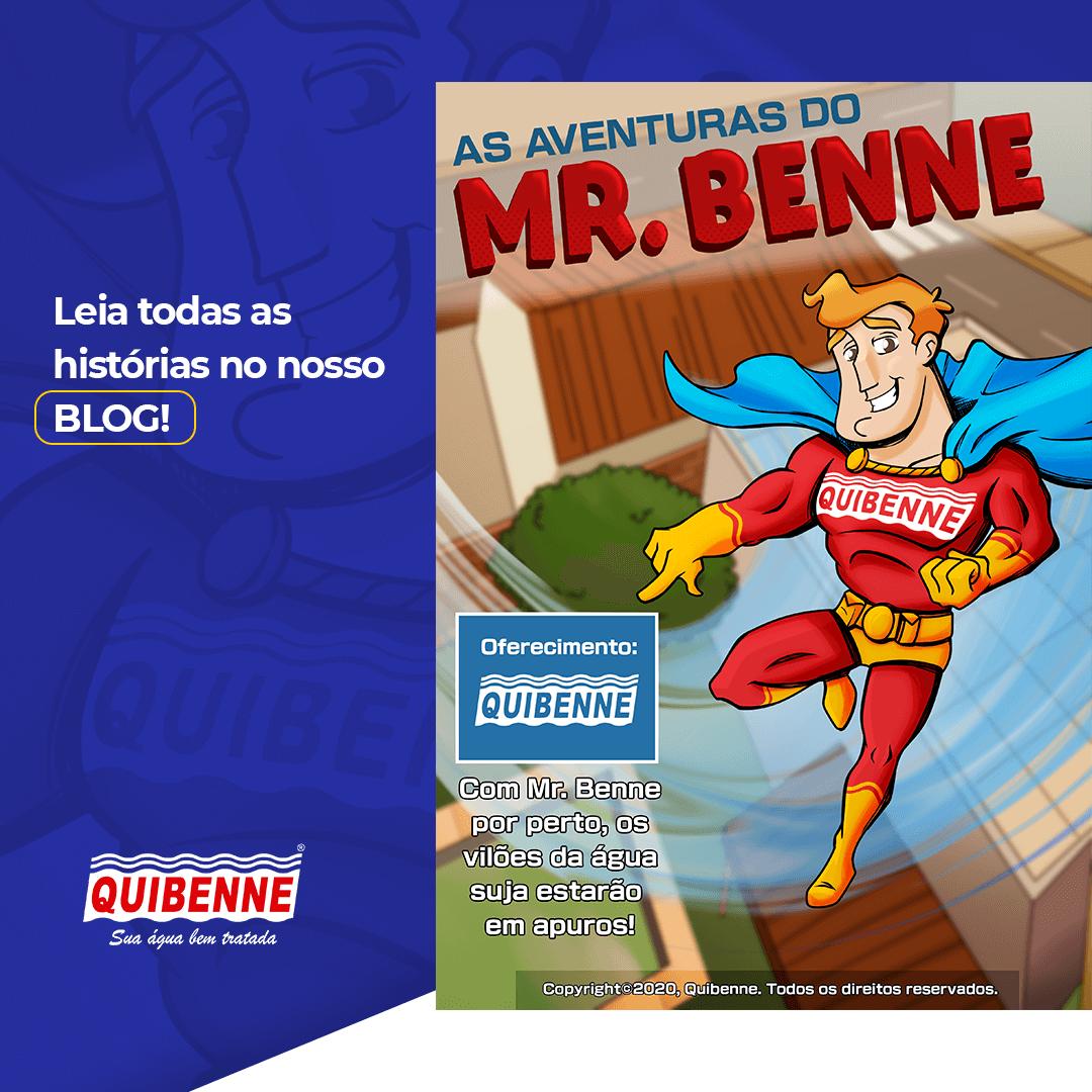 Aventuras do Mr. Benne
